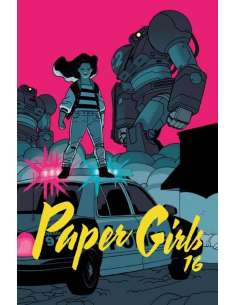 PAPER GIRLS 16