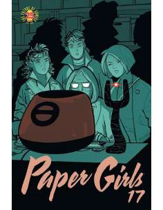 PAPER GIRLS 17