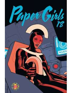 PAPER GIRLS 18