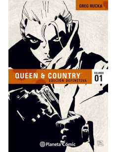 QUEEN & COUNTRY 01