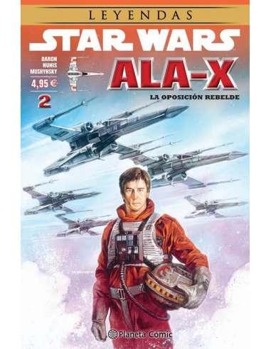 STAR WARS. ALA-X 02