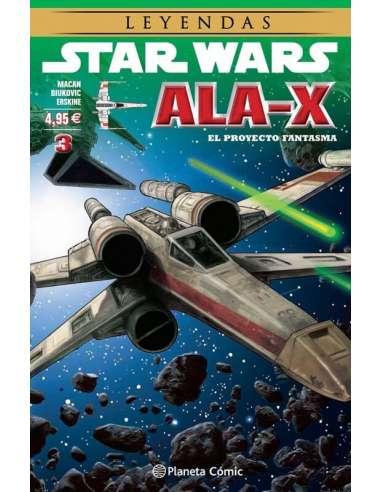 STAR WARS. ALA-X 03