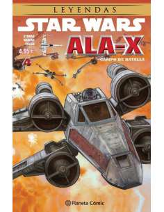 STAR WARS. ALA-X 04