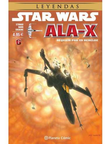 STAR WARS. ALA-X 06