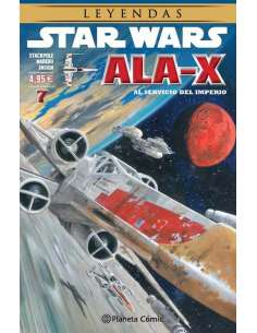 STAR WARS. ALA-X 07