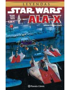 STAR WARS. ALA-X 08