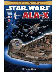 STAR WARS. ALA-X 09