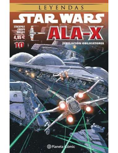 STAR WARS. ALA-X 10
