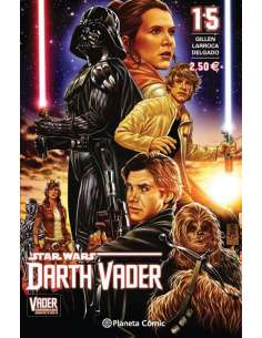 STAR WARS. DARTH VADER 15:...