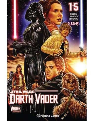 STAR WARS. DARTH VADER 15: VADER...