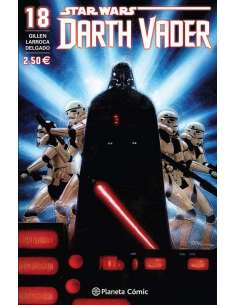 STAR WARS. DARTH VADER 18