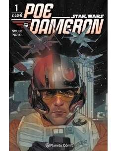 STAR WARS. POE DAMERON 01