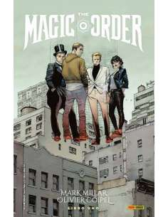 THE MAGIC ORDER