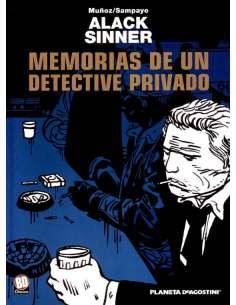 ALACK SINNER 01: MEMORIAS...