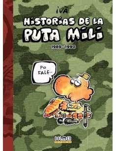 HISTORIAS DE LA PUTA MILI...