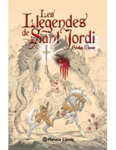 LES LLEGENDES DE SANT JORDI...
