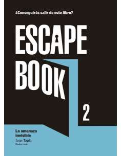 ESCAPE BOOK 02: LA AMENAZA...