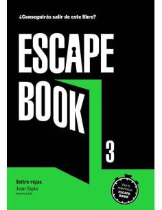 ESCAPE BOOK 03: ENTRE REJAS