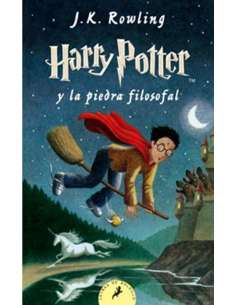 HARRY POTTER Y LA PIEDRA...