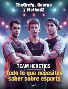 TEAM HERETICS: TODO LO QUE...