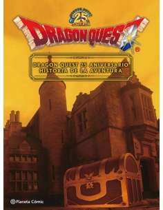 DRAGON QUEST ENCICLOPEDIA....