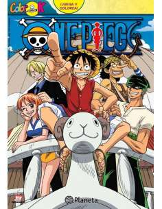ONE PIECE - COLOR K