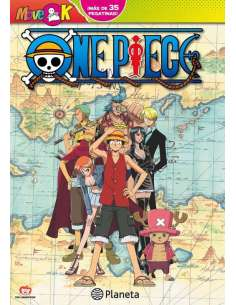 ONE PIECE - MOVE K