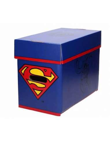 CAJA CÓMICS. SUPERMAN