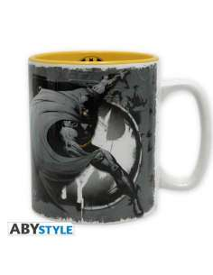 BATMAN. TAZA BATMAN Y LOGO