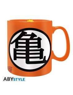 DRAGON BALL Z. TAZA LOGO KAME