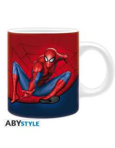 MARVEL. TAZA SPIDERMAN CLASSIC