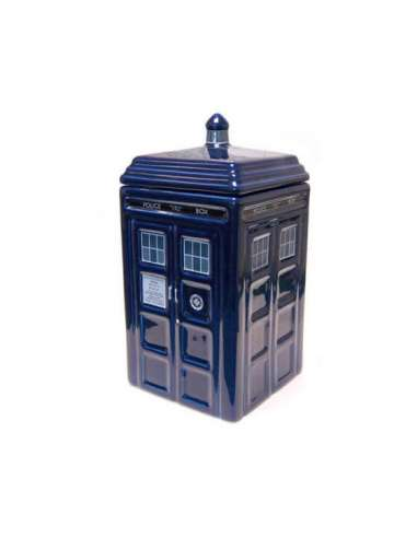 DOCTOR WHO. BOTE DE GALLETAS TARDIS