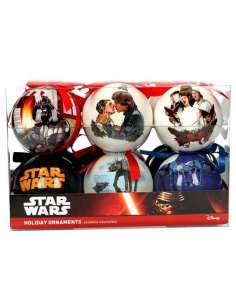 STAR WARS. SET 12 BOLAS...