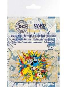 DC COMICS. TARJETERO 2...