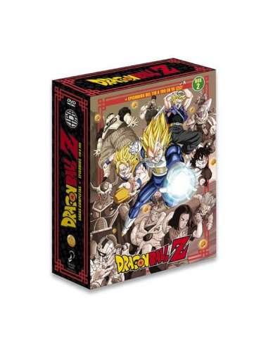 DRAGON BALL Z SAGAS COMPLETAS BOX 02