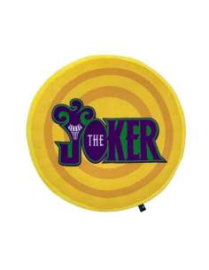 THE JOKER. COJÍN LOGO
