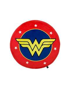 WONDER WOMAN. COJÍN LOGO