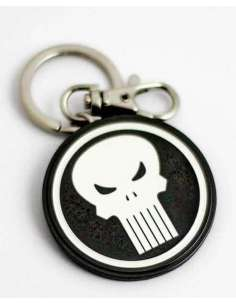 PUNISHER. LLAVERO LOGO