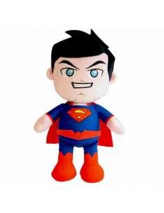 DC SUPERMAN. PELUCHE 30 CM
