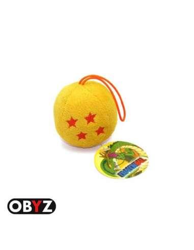 DRAGON BALL. PELUCHE BOLA Nº 4 6CM