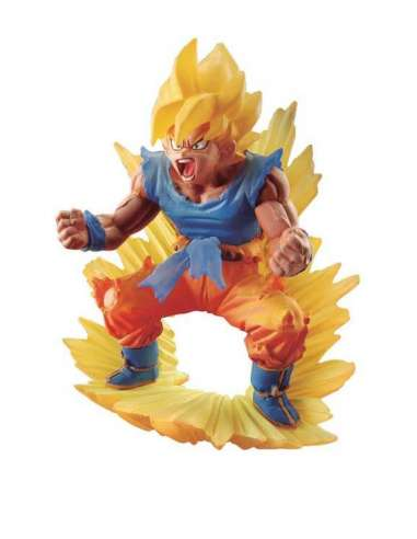 DRAGON BALL Z. FIGURA SUPER SAIYAN...
