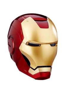 IRON MAN. CASCO 1:1 REPLICA...