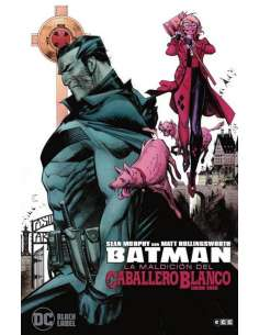 BATMAN: LA MALDICIÓN DEL...