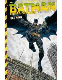 BATMAN: TIERRA DE NADIE 02