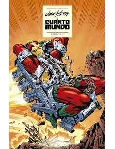 EL CUARTO MUNDO (JACK...