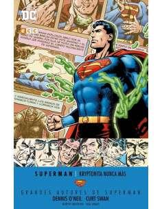SUPERMAN: KRYPTONITA NUNCA...