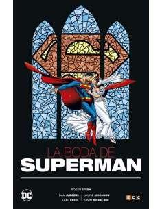 SUPERMAN: LA BODA DE SUPERMAN