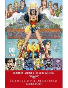 WONDER WOMAN v2: LA MUJER...