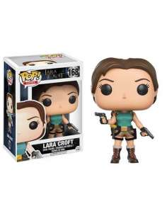 POP! GAMES 168. LARA CROFT...