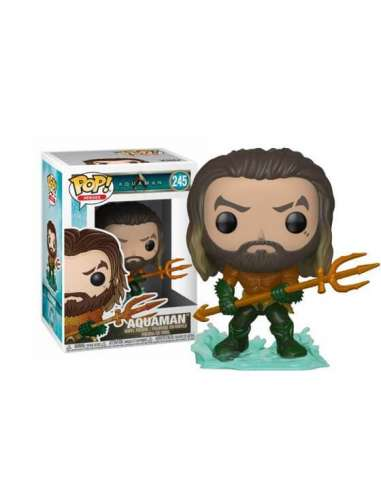 POP! HEROES 245. AQUAMAN (AQUAMAN)....